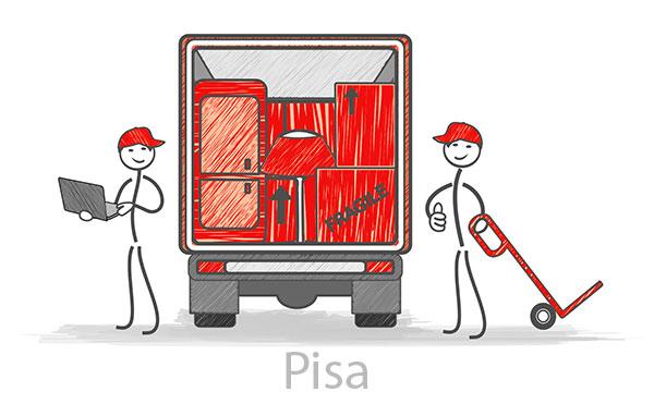 Preventivo Traslochi Pisa